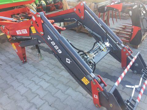 Metal-Fach HOMLOKRAKODÓ  T-229 MTZ TRAKTOROKRA