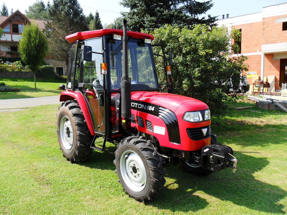 foton lovol tb 504 mit kabine neu 540 1000 tracteurs. Black Bedroom Furniture Sets. Home Design Ideas