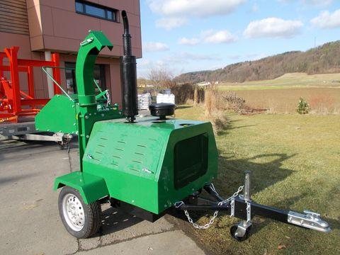 Sonstige TT-Agrar Holzhacker mit Motor, 25cm