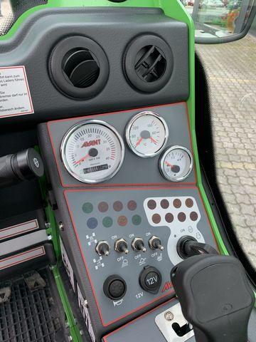 Avant 530 mit Voll Kabine DLX