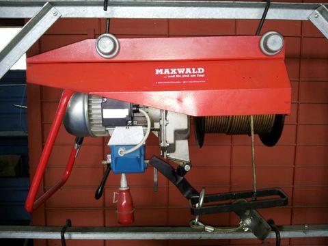 Maxwald E500 1S+
