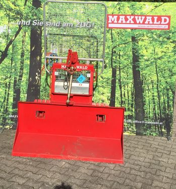 Maxwald A 501S Kombi / Vorbereitung