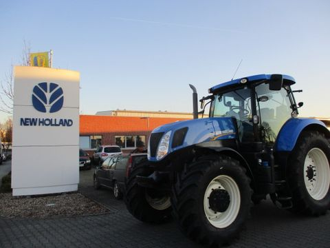 New Holland T7.220 PowerCommand