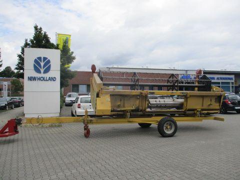 New Holland 5,20m Schneidwerk + Schneidwerkswagen