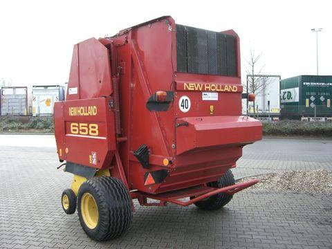 New Holland 658 ECC