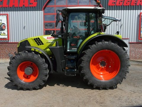 CLAAS ARION 660 CMATIC S V