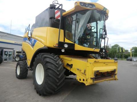 New Holland CX 6090 SMARTSIEVE