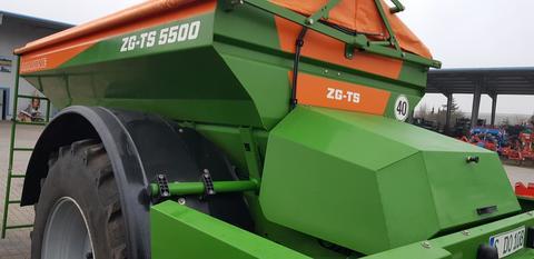 Amazone ZG-TS 5500 Profis Hydro