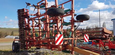 Kverneland Kverneland Grubber 6 mtr. Kerner Walze