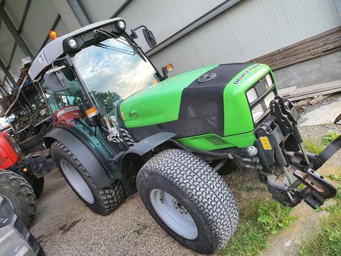 Deutz-Fahr 95 PS Agroplus 420F Plantagentraktor