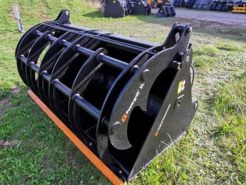 Alö Powergrab XL 260 BOH Rail L
