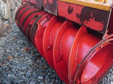 Schmidt V S3 - 220 Schneefräse