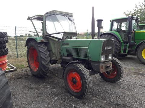 Fendt Farmer 4 S