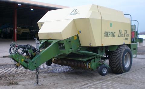 Krone Big Pack 120-80