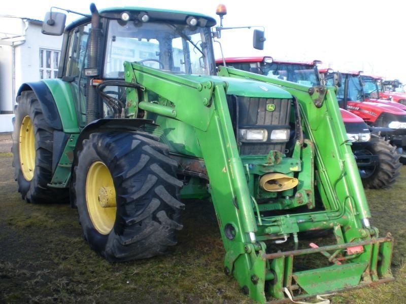 John Deere 4445 : John deere premium plus e tracteurs