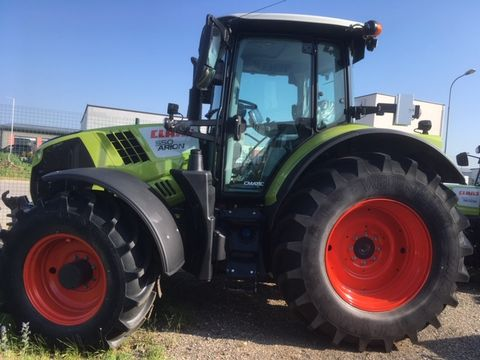 Claas Arion 550 CEBIS CMATIC