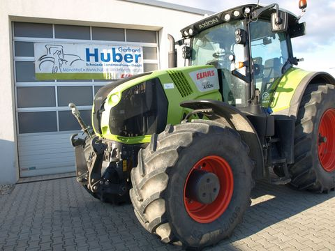 Claas Axion 850 C-Matic