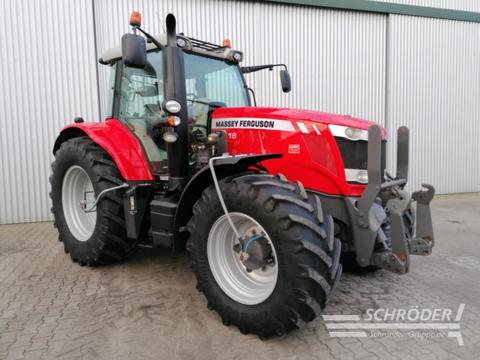 Massey Ferguson 7618 Exclusive Dyna VT
