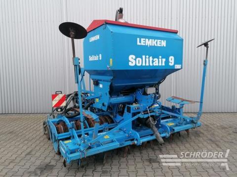 Lemken Zirkon 12/300 + Solitair 9/300