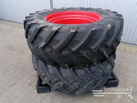 Pirelli 2x 540/65 R34 Fendt 900er