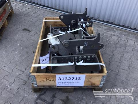 Huber Geräteanbauplatte GP 9/3-5