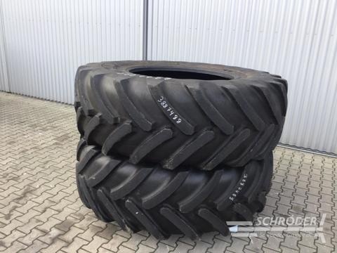 Michelin 2x 710/75 R42