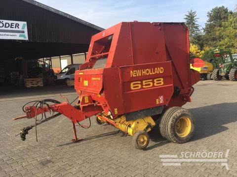 New Holland BR 658