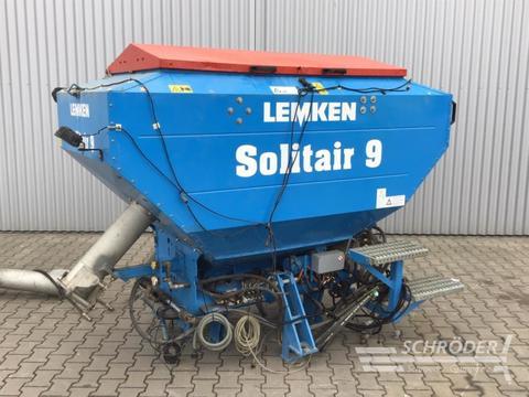 Lemken Solitär CL 9/600 48R-125