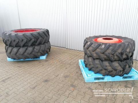 Trelleborg 420/70 R28 + 460/85 R38 Claas