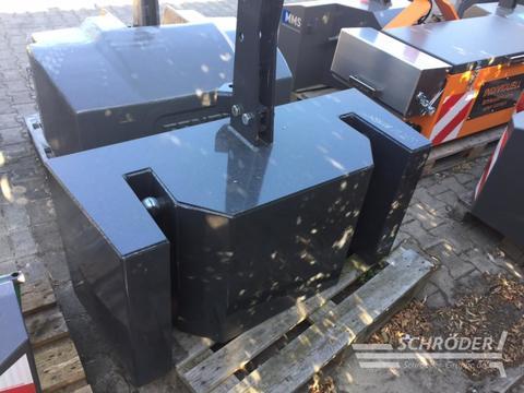 Sonstige / Other Frontgewicht 1.800 kg