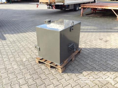 Sonstige / Other Frontgewicht 1500 kg