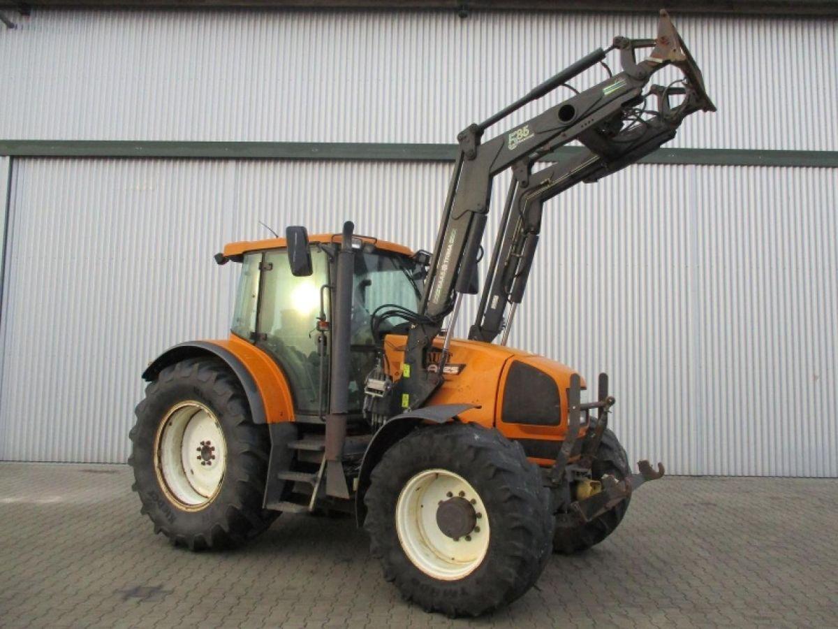 Renault ares 696 rz frein air comprim pneumatique for Chambre a air tracteur occasion