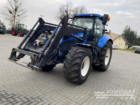 New Holland T 7.210 Autocommand