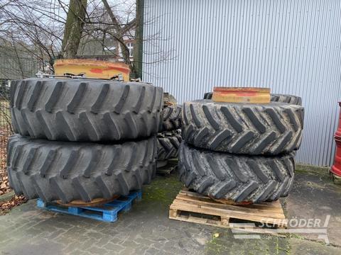 Grasdorf 620/75R30 ; 650/85R38
