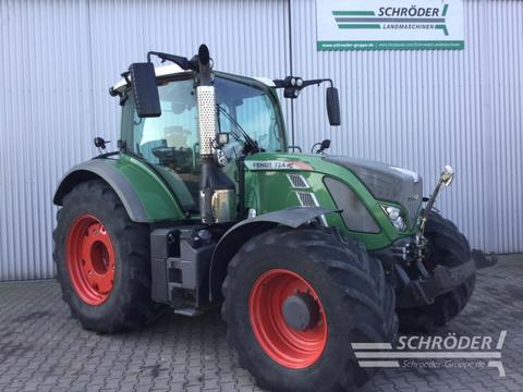Fendt 718 Vario SCR Profi