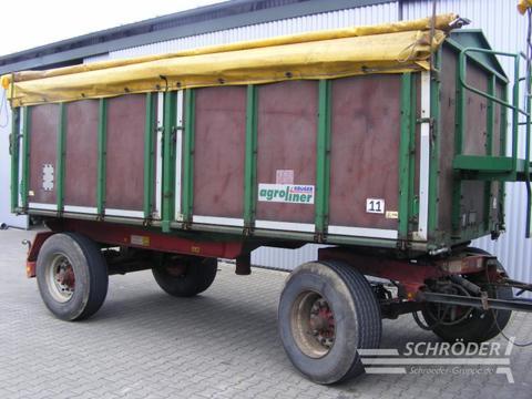 Kröger    Agroliner HKD 302