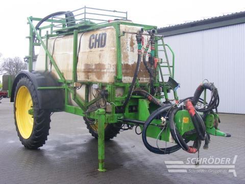 CHD 5600 mit Frontbalken D5000