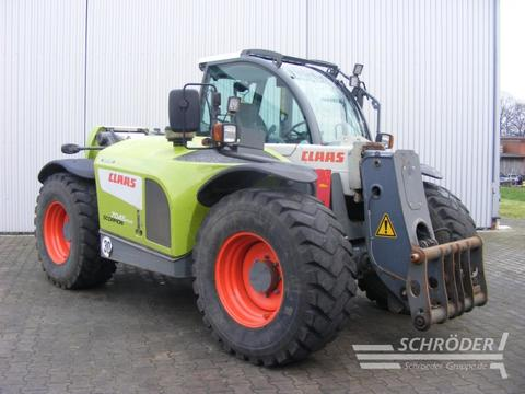 CLAAS Scorpion 7040 Biogas