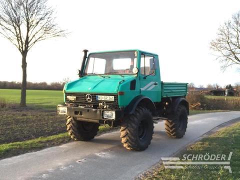 Daimler Unimog U 1000