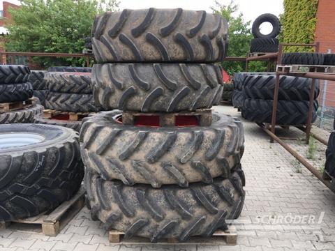 Firestone 420/70 R28 + 460/85 R38