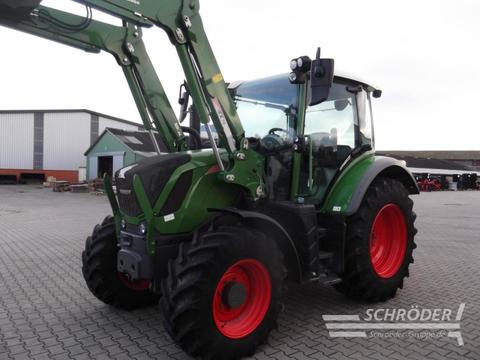 Fendt 310 Vario S4 Profi Plus