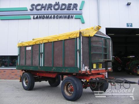 Oelkers Dreiseitenkipper 18 t