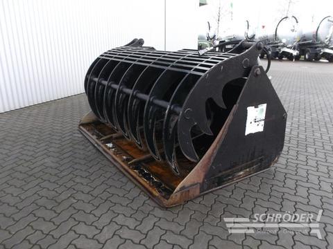 Bressel Silagebeißschaufel S XXL 2600
