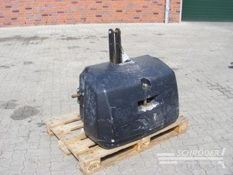 Sonstige / Other Stahlbetongewicht 800 kg