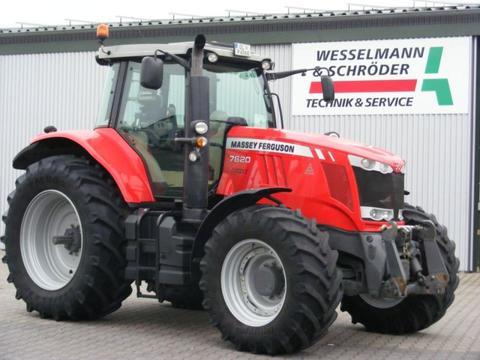 used Massey Ferguson tractors Germany - Landwirt com