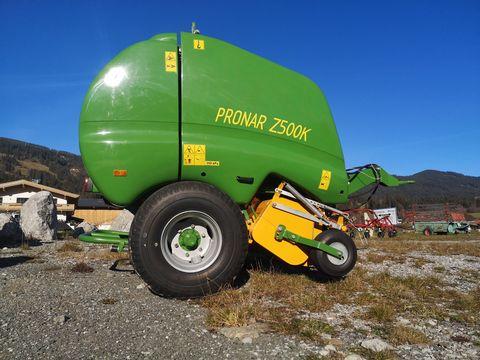 Pronar Z500K (baugleich mit Krone Bellima F130)