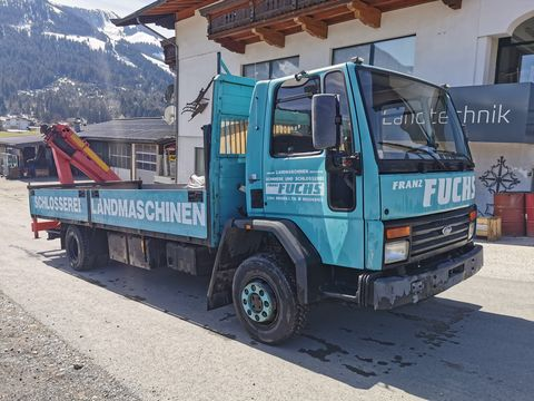 Ford Cargo 0913 / 4850