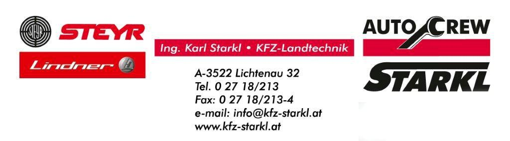 Ing. Karl Starkl, Kfz-Landtechnik