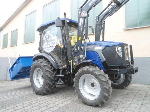 Heitec Allrad-Traktor LOVOL neu 50 PS mit Kabine