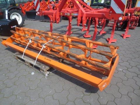 Amazone Rohrpackerwalze 3,0 mtr für Catros